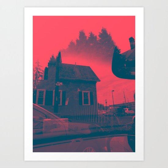 604 Art Print