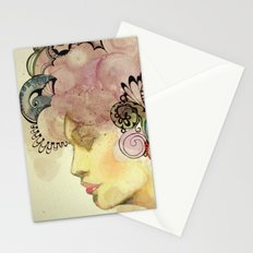 Kisses from the Sun Stationery Cards