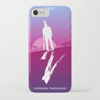 hotline miami iPhone & iPod Cases featuring Enjoy The Violence - Hotline Miami 2 Minimalist Poster by Marco Mottura - Mdk7