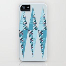 Modern Rhombus iPhone Case