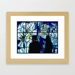 Alucinatio Framed Art Print