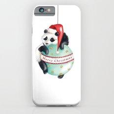 Christmas Panda iPhone 6s Slim Case