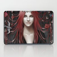passion iPad Cases featuring Passion by Nicolas Jamonneau