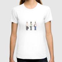 gta T-shirts featuring 8-bit GTA V by MrHellstorm