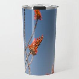 Ocotillo in Bloom Travel Mug