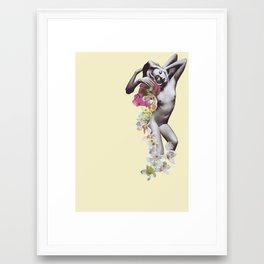 Fit Girl 009 Framed Art Print