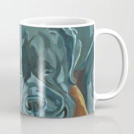 Boxer Buddies Dog Portrait Coffee Mug