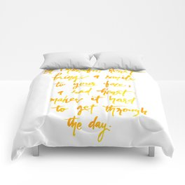 Cheerful Heart Comforters
