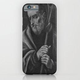 El Greco - Saint Jude (Henke) iPhone Case