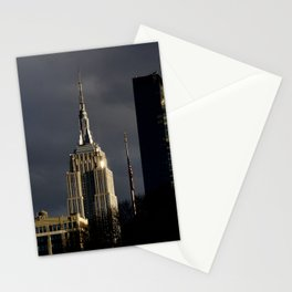 New York City Sunrise. Stationery Cards