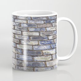 Old San Juan Blue Cobblestone Streets Coffee Mug