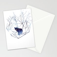 Organic prison Stationery Cards