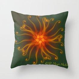 ZoooooZ - AMK Magic Medusa Throw Pillow