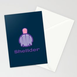 Shell(der) Stationery Cards