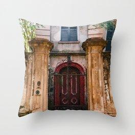 Charleston Architecture XXV Throw Pillow