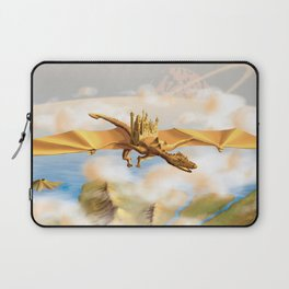 The City Of The Dragon Laptop Sleeve