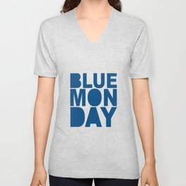 Boring Monday Unisex V-Neck
