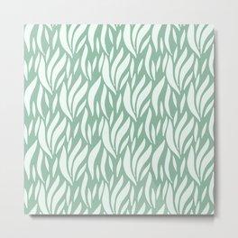 floral (66) Metal Print