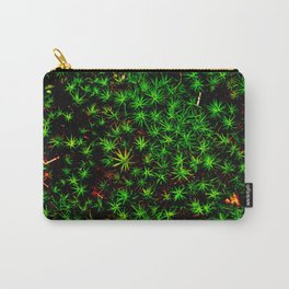 Moss in Moonlight - Shenandoah National Park Carry-All Pouch