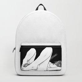 asc 478 - Le compagnon fidèle (The faithful companion) Backpack