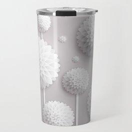 Floral Dimensions Travel Mug