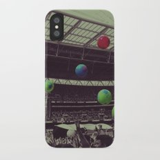 Coldplay at Wembley iPhone X Slim Case