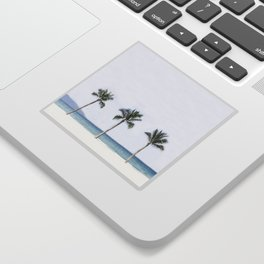 Palm trees 6 Sticker
