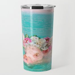 Whistle your soundtrack, daydream your future. Travel Mug