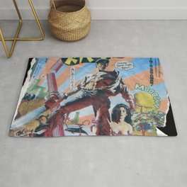 Army of Darkness: Pulped Fiction edition Rug