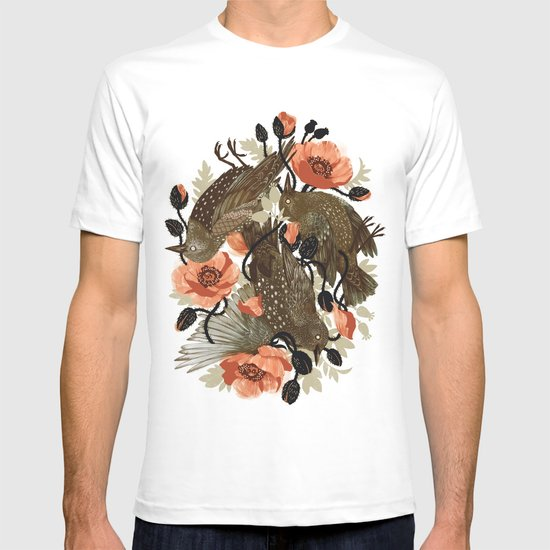 Spangled & Plumed T-shirt