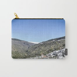 Pueblos Blancos with Sierra Nevada Carry-All Pouch