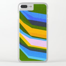 decor - pattern - Clear iPhone Case