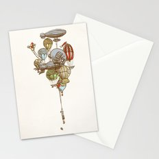 The Great Balloon Adventure Stationery Cards