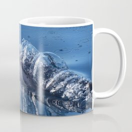 Dolphins and bubbles Coffee Mug