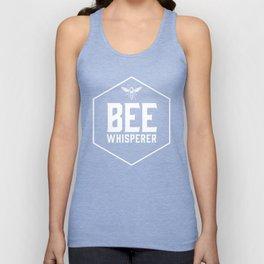 Bee Whisperer Unisex Tank Top