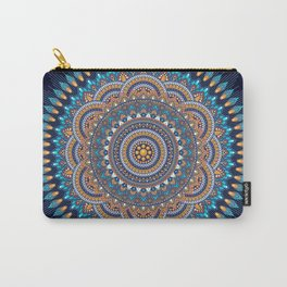 Shine mandala Carry-All Pouch