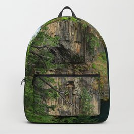 Golden Waterfall Carry-All Backpack