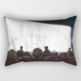 Tales of the Streets II Rectangular Pillow