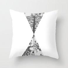 The Smallest Colour Throw Pillow