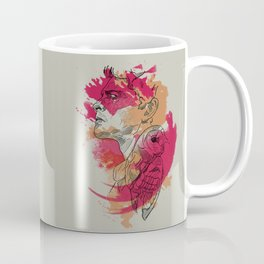 Castiel   Silent Hunter Coffee Mug