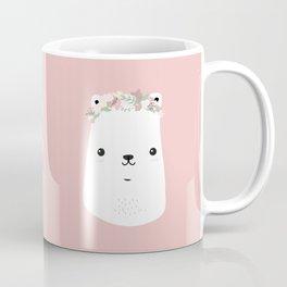 Flower bear Coffee Mug