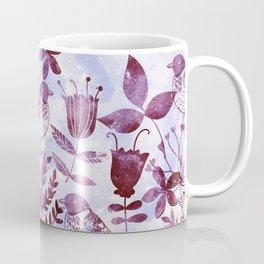 Watercolor Botanical Garden V Coffee Mug