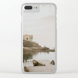 Sutro Baths SF California Clear iPhone Case