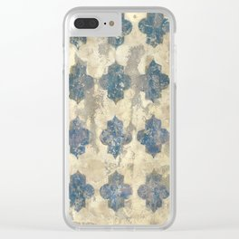 Faded Grandeur - Original Art by Tracy Sayers Trombetta Clear iPhone Case