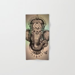 Ganesha Hand & Bath Towel