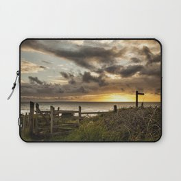 Lundy Island Laptop Sleeve