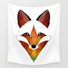 Wild Fox Wall Tapestry