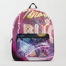 Neon Spill Backpack