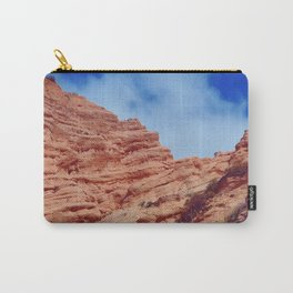 Red Rock Hike Carry-All Pouch