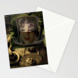 multiple exposure Stationery Cards